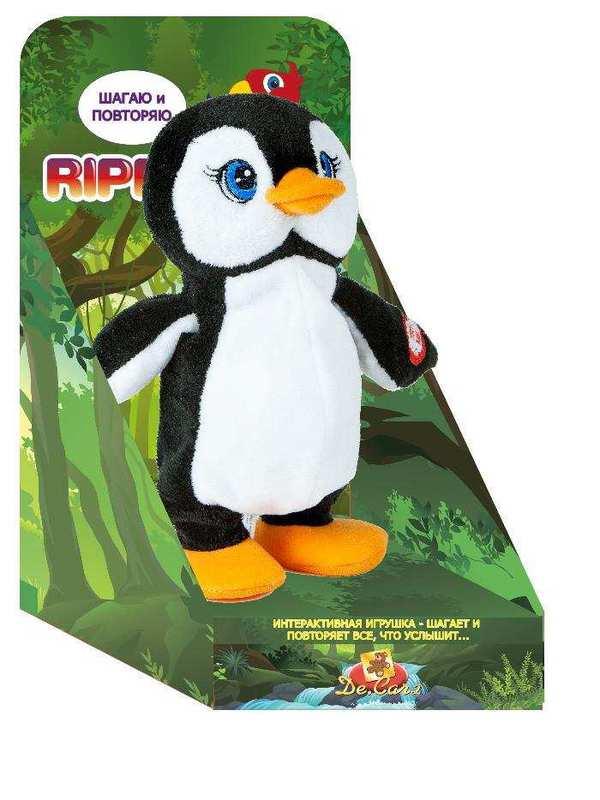 Фото товара Пингвин RIPETIX, в подарочной упаковке