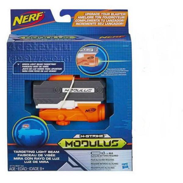 Аксессуары для бластера Hasbro NERF Modulus Базовый тактический прицел - фото товара