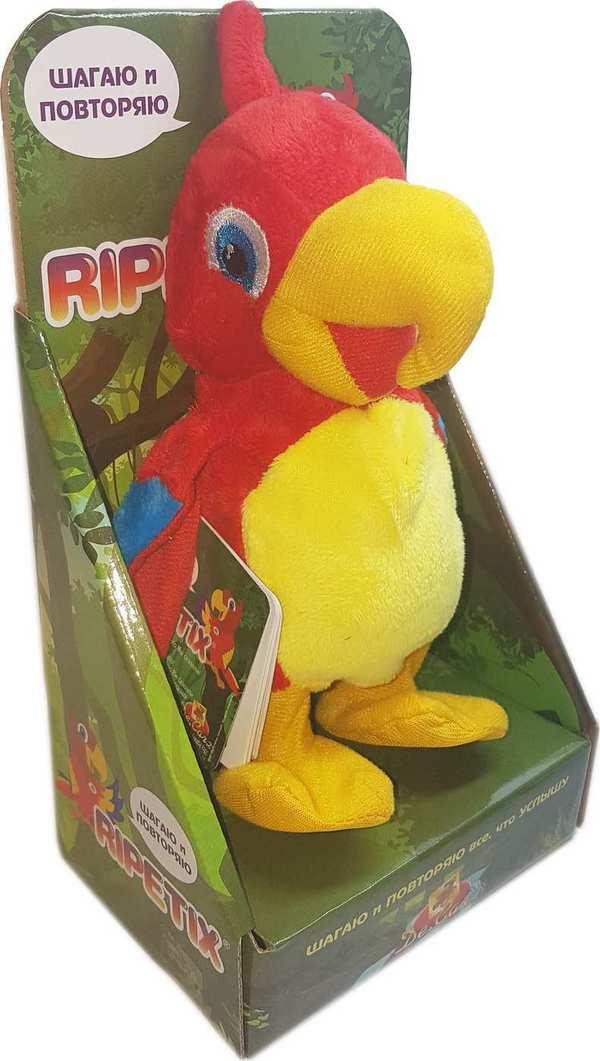 Фото товара Попугай RIPETIX, в подарочной упаковке