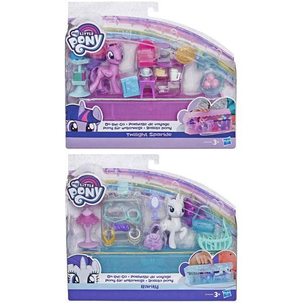 My Little Pony. Набор игровой ПОНИ  Возьми с собой , S19 - фото товара