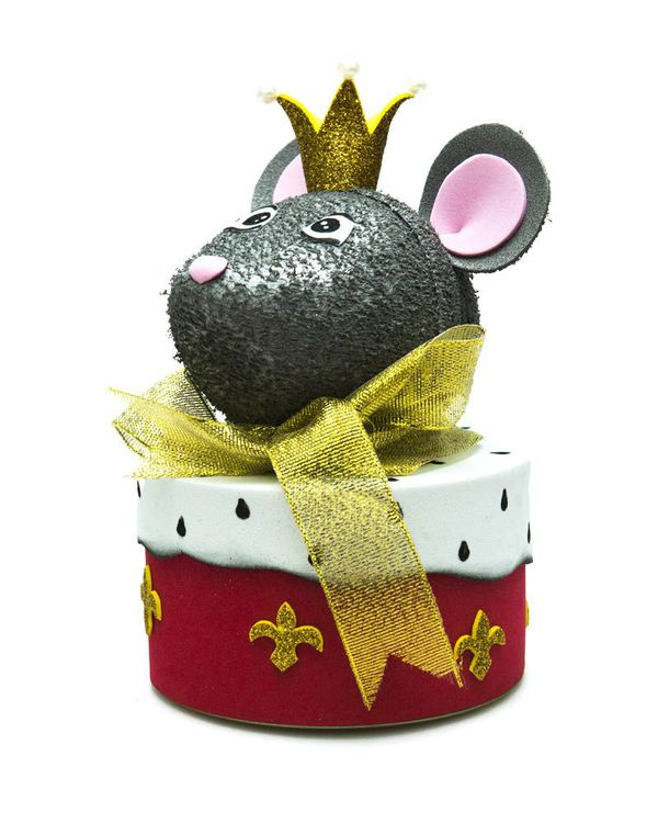 Фото товара Шкатулка  Мышиный король  набор для творчества